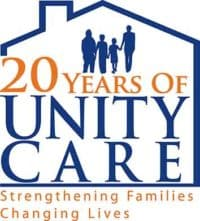 Unity Care Unveils Logo to Celebrate 20 Years of Service to Foster Care and At-Risk Youth and Families