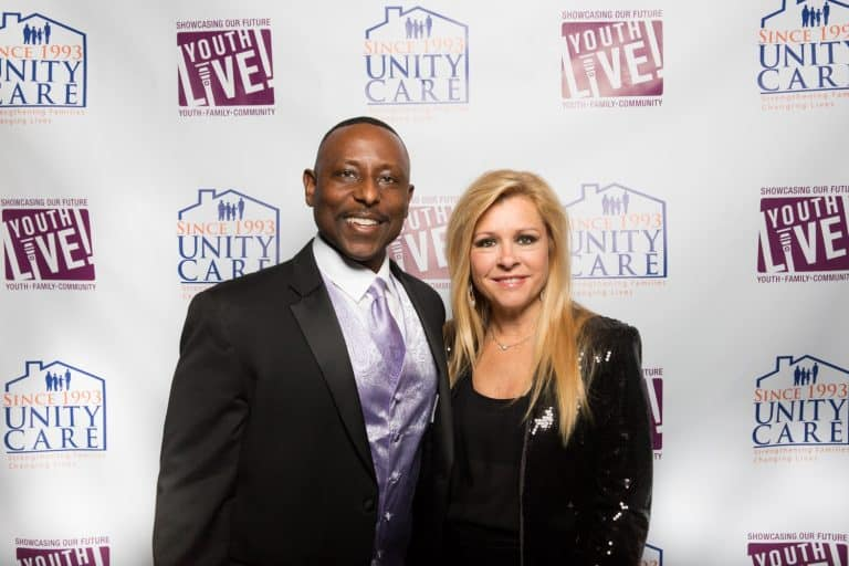 Unity Care's 4th Annual YouthLive! Gala.