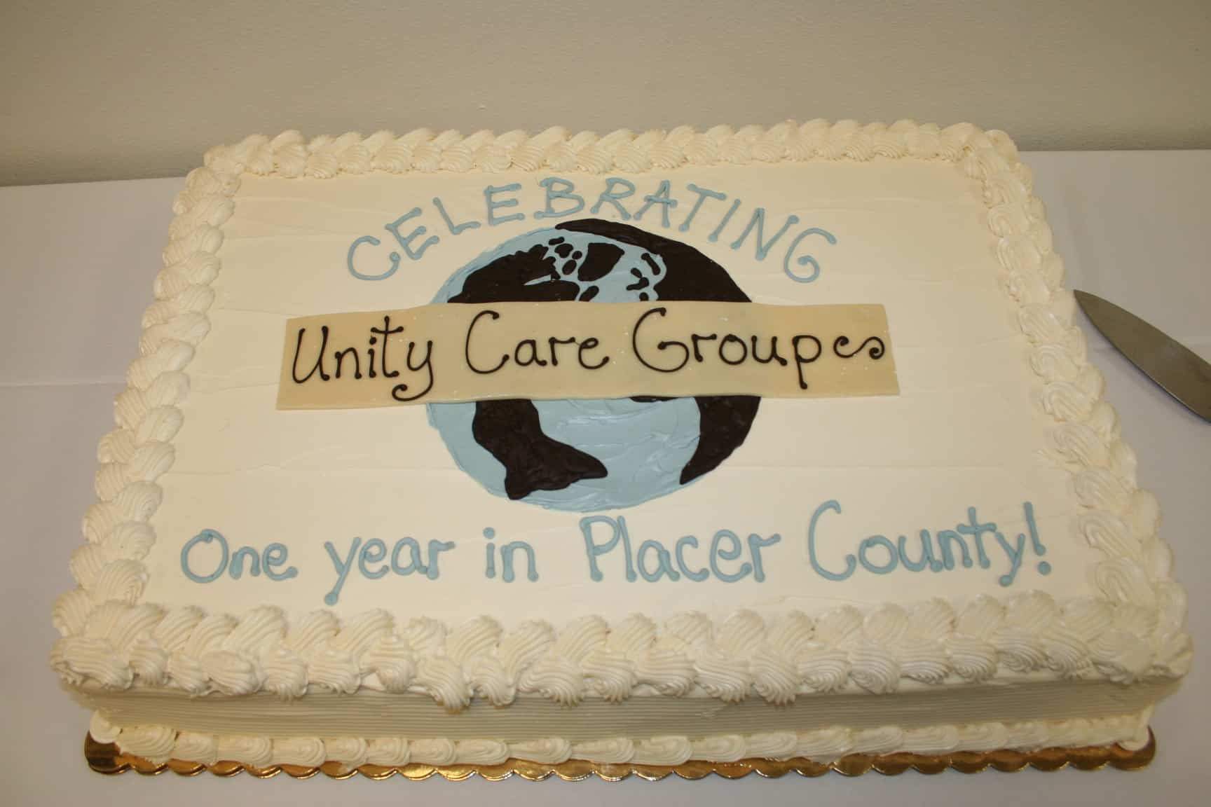 Placer County Open House Cake