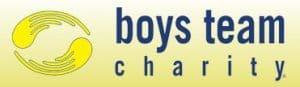 boys team charity logo