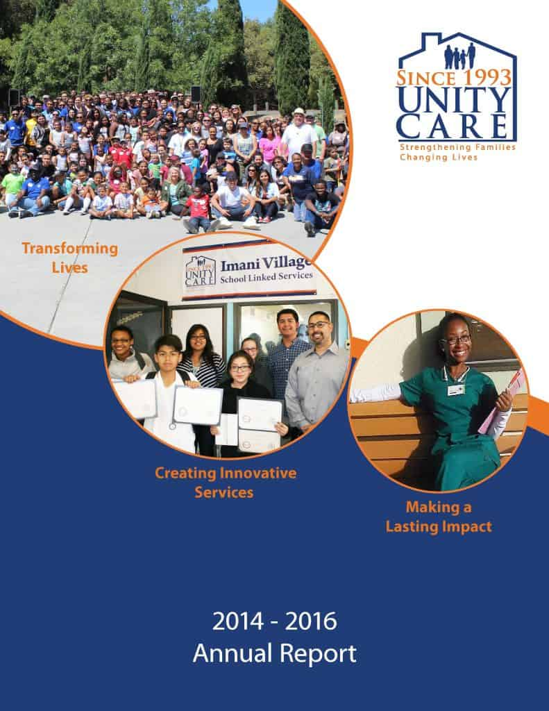 Unity Care Annual Report