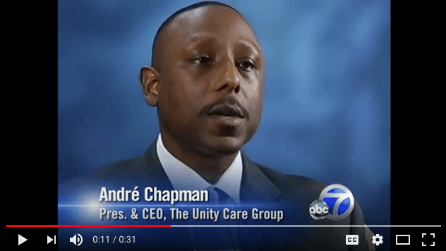 Andre Chapman on ABC News
