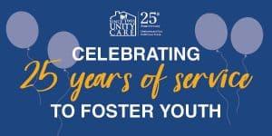 Unity Care Celebrating 25 years