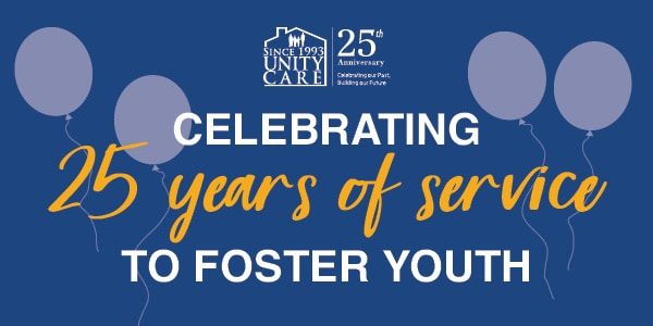 Happy 25th Birthday, Unity Care!
