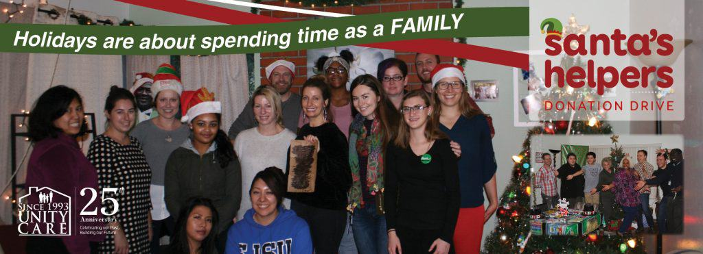 2018 Santas Helper - Website Header