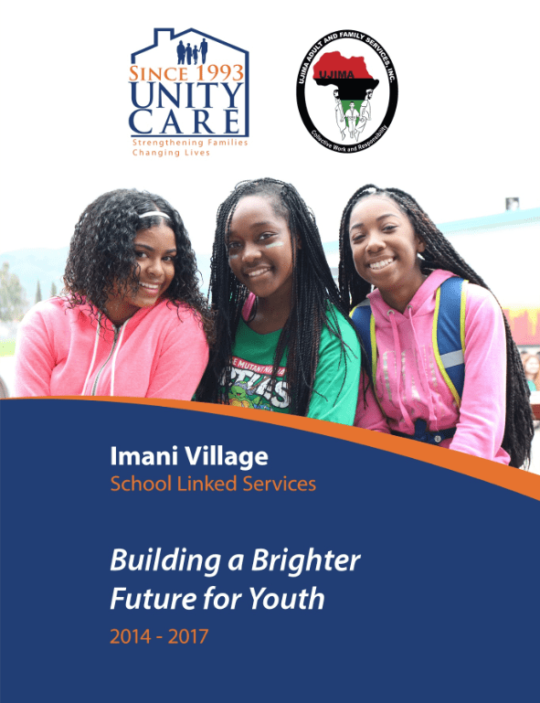 Imani Village Services Report Cover