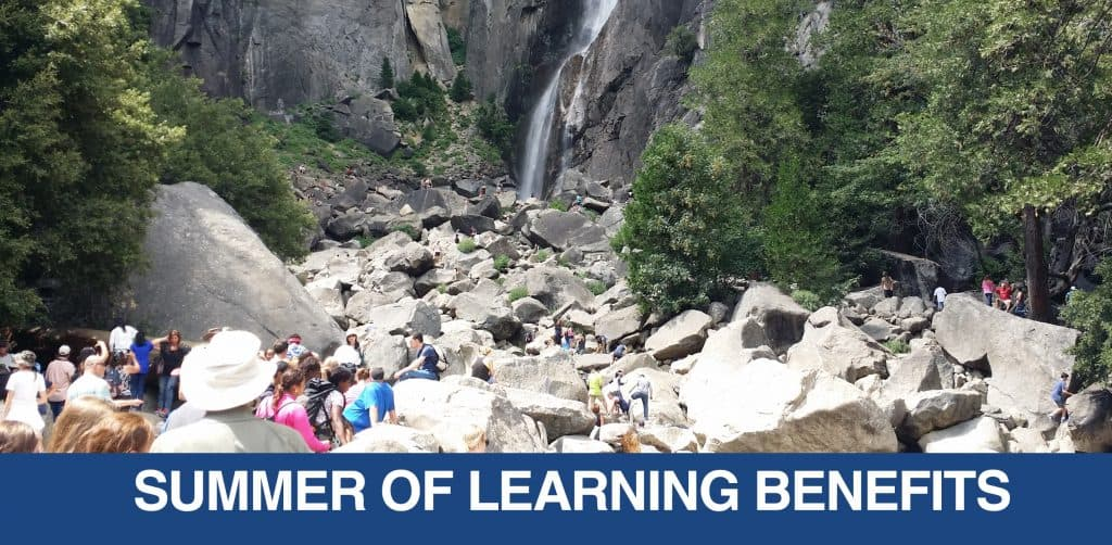 Summer of Learning Benefits