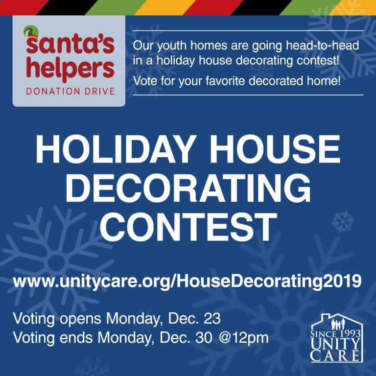 Santa's Helpers House Decorating 2019